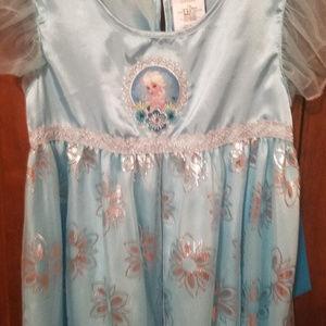 NEW Elsa Gown